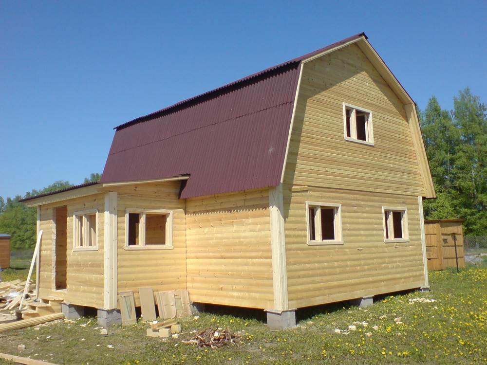 дом с верандой 8-10